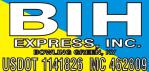 BiH Express, Inc. Logo