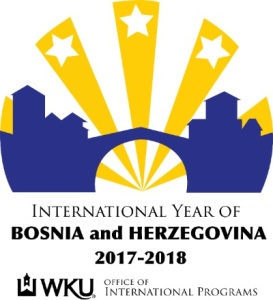 WKU International Year of Bosnia & Herzegovina Logo
